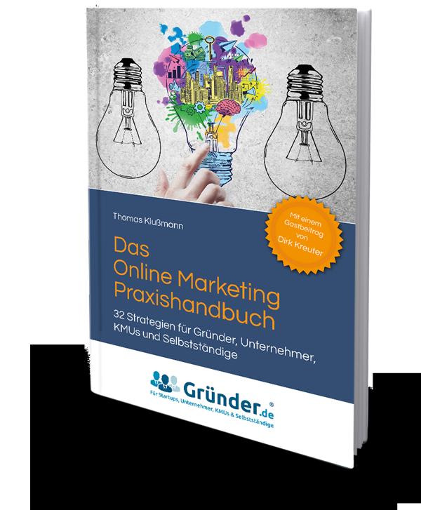 GRATIS BUCH: Das Online Marketing Praxishandbuch