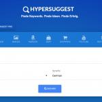 HyperSuggest