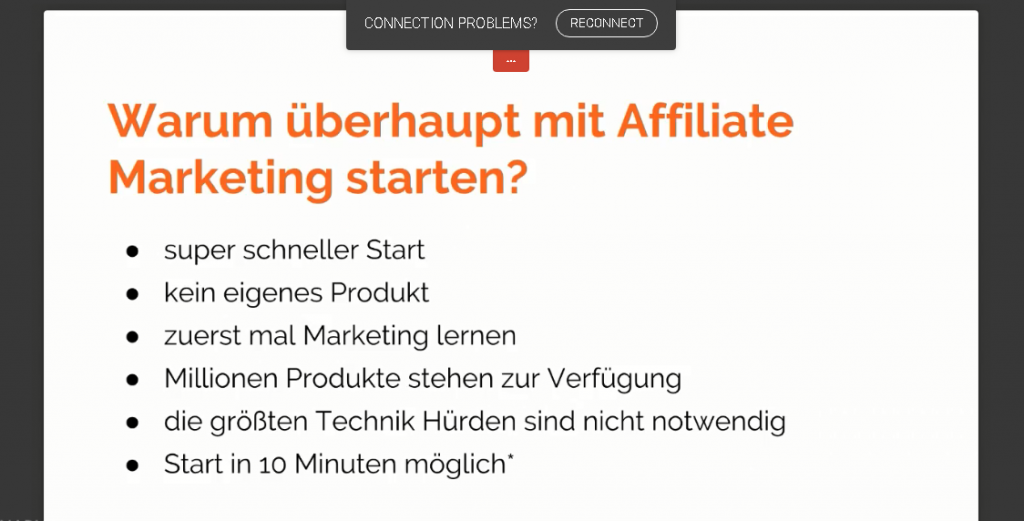 Die Steinzeit Affiliate-Marketing Strategie von Ralf Schmitz