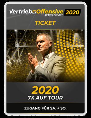 ticket vertriebsoffensive 2020