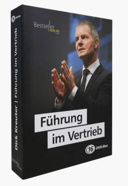 Dirk Kreuter Seminar