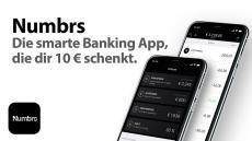 Numbrs: Die smarte Banking App